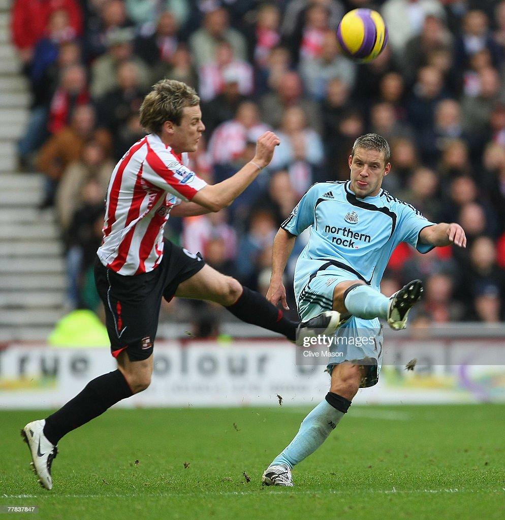 Sunderland v Newcastle United : News Photo