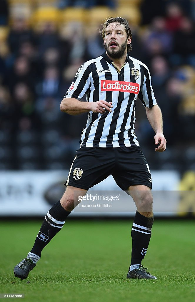 Notts County v Leyton Orient - Sky Bet League Two