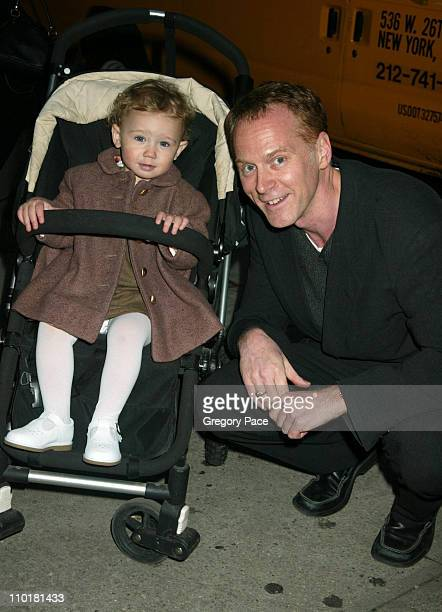 Alan Taylor director of the new film Kill the Poor with his daughter Ginger Taylor