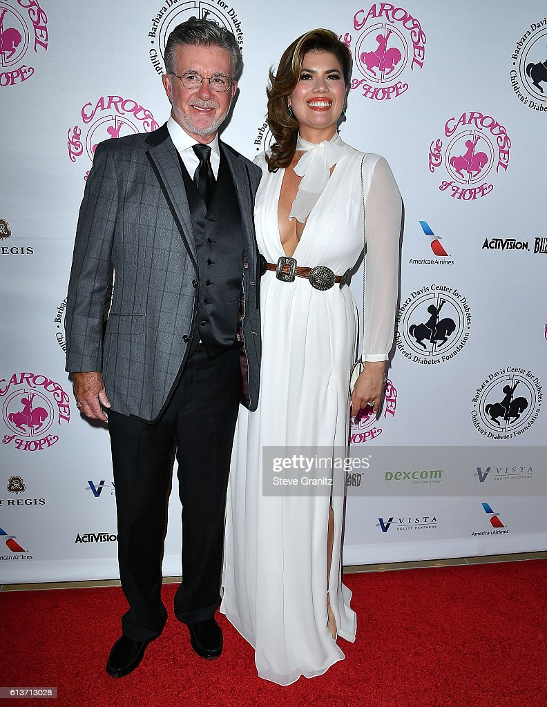 2016 Carousel Of Hope Ball - Arrivals : News Photo