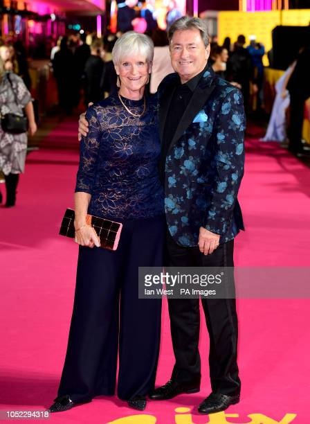 Alan Titchmarsh and Alison Titchmarsh attending the ITV Palooza held at the Royal Festival Hall Southbank Centre London