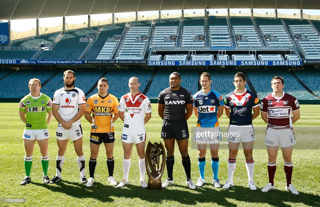 NRL Finals Captains Call