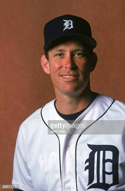 Alan Trammell of the Detroit Tigers poses for a portrait before the 1993 season Alan Trammell played for the Detroit Tigers from 19771996