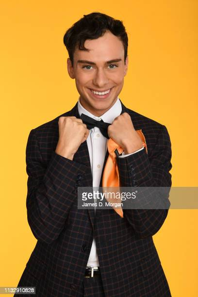 Alan Tsibulya poses for a portrait at the 2019 Australian LGBTI Awards at The Star on March 01 2019 in Sydney Australia