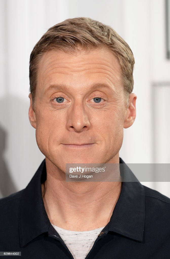 Alan Tudyk attends the 'Rogue One: A Star Wars Story' photocall at The Corinthia Hotel on December 14, 2016 in London, England.