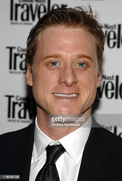 Alan Tudyk during Conde Nast Traveler 18th Annual Readers' Choice Awards Arrivals at The Metropolitan Museum of Art in New York City New York United...