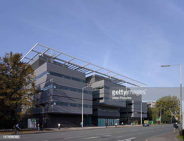 Alan Turing Building Manchester University Manchester United Kingdom Architect Sheppard Robson Alan Turing Building Manchester University Sheppard...