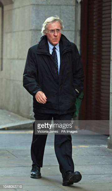 GP Alan Tutin leaves the Old Bailey London where he faces 27 charges of indecent assault and one charge of assault by penetration on dates between...