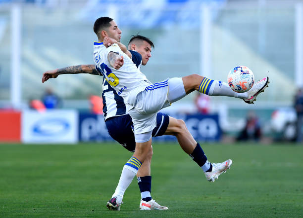 ARG: Talleres v Boca Juniors - Torneo Liga Profesional 2021