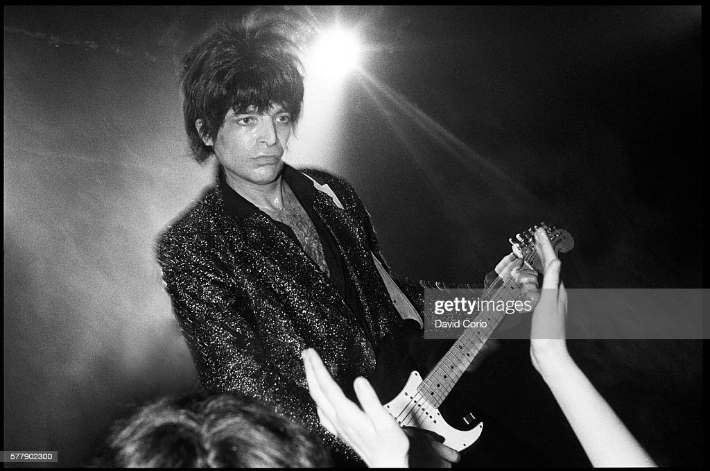 Alan Vega : News Photo