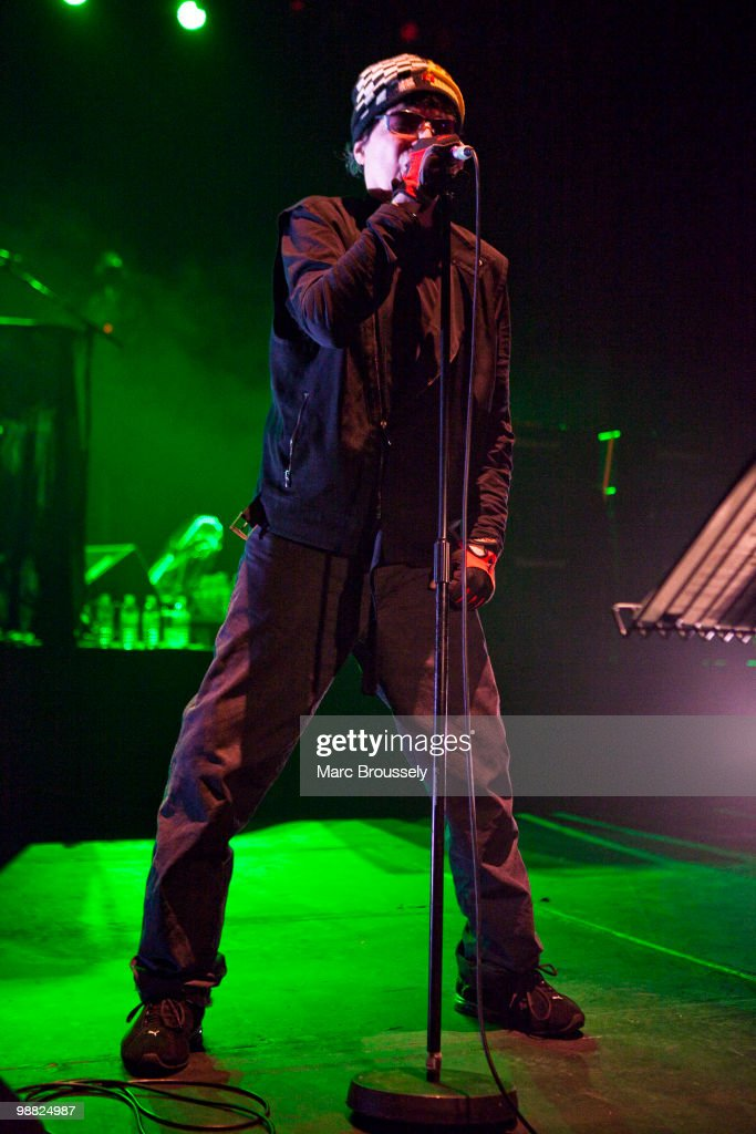 Iggy Pop And The Stooges Perform At Hammermith Apollo : News Photo