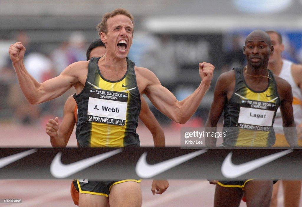 USA Track & Field Championships - June 24, 2007 : News Photo