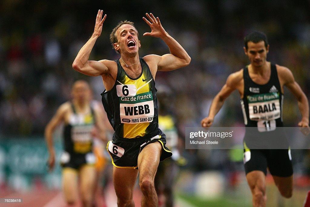 IAAF Golden League : News Photo