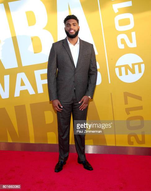 Alan Williams attends the 2017 NBA Awards at Basketball City Pier 36 South Street on June 26 2017 in New York City