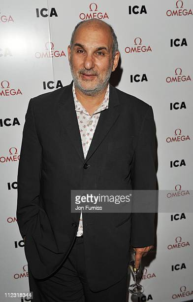 Alan Yentob attends the ICA fundraising gala at KOKO on March 24 2010 in London England