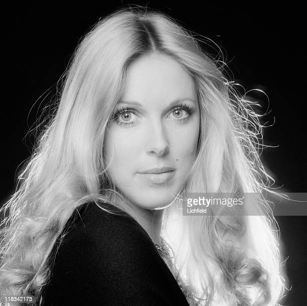 Alana Collins American model and actress 8th September 1972