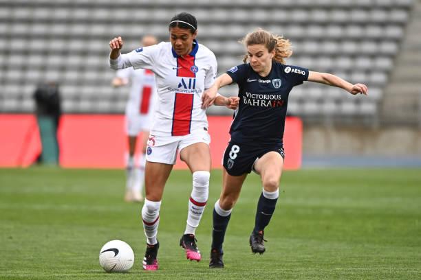 FRA: Paris FC v Paris Saint Germain - D1 Arkema