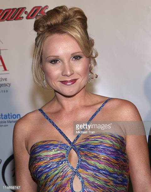 Alana Curry during 16th Annual Night of 100 Stars Gala Arrivals at Beverly Hills Hotel in Los Angeles California United States