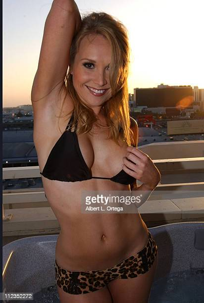 Alana Curry during Alana Curry Photo Session June 10 2006 at Private Location in Los Angeles California United States