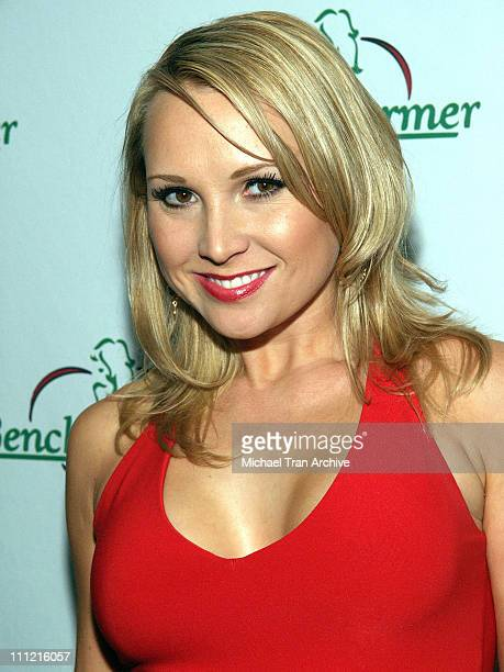Alana Curry during Bench Warmers Holiday Party December 13 2005 at The Lobby in West Hollywood California United States