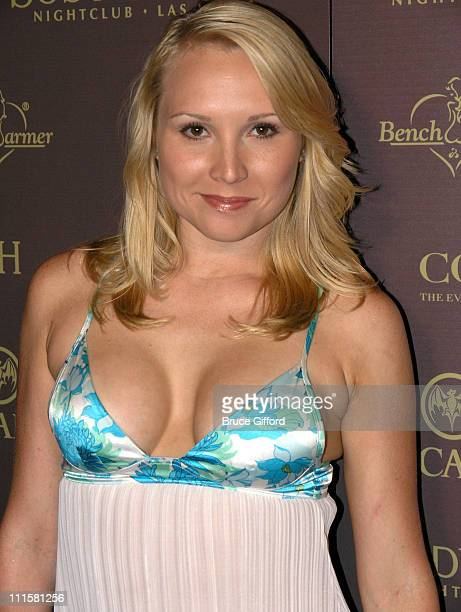 Alana Curry during Benchwarmer Trading Cards and A Love Jones Lingerie Party at Body English at The Hard Rock Hotel and Casino in Las Vegas Nevada...