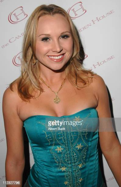 Alana Curry during Camden House Presents 30 Under 30 April 20 2006 at Camden House in Los Angeles California United States
