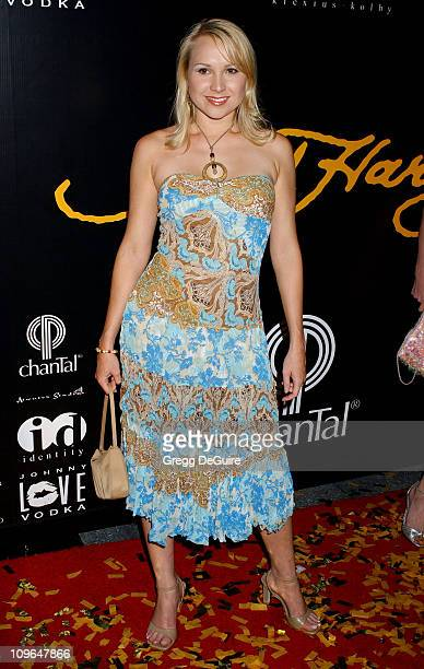 Alana Curry during Christian Audigier Fashion Show Featuring New Ed Hardy Label Arrivals at 1707 North Vine St in Hollywood California United States