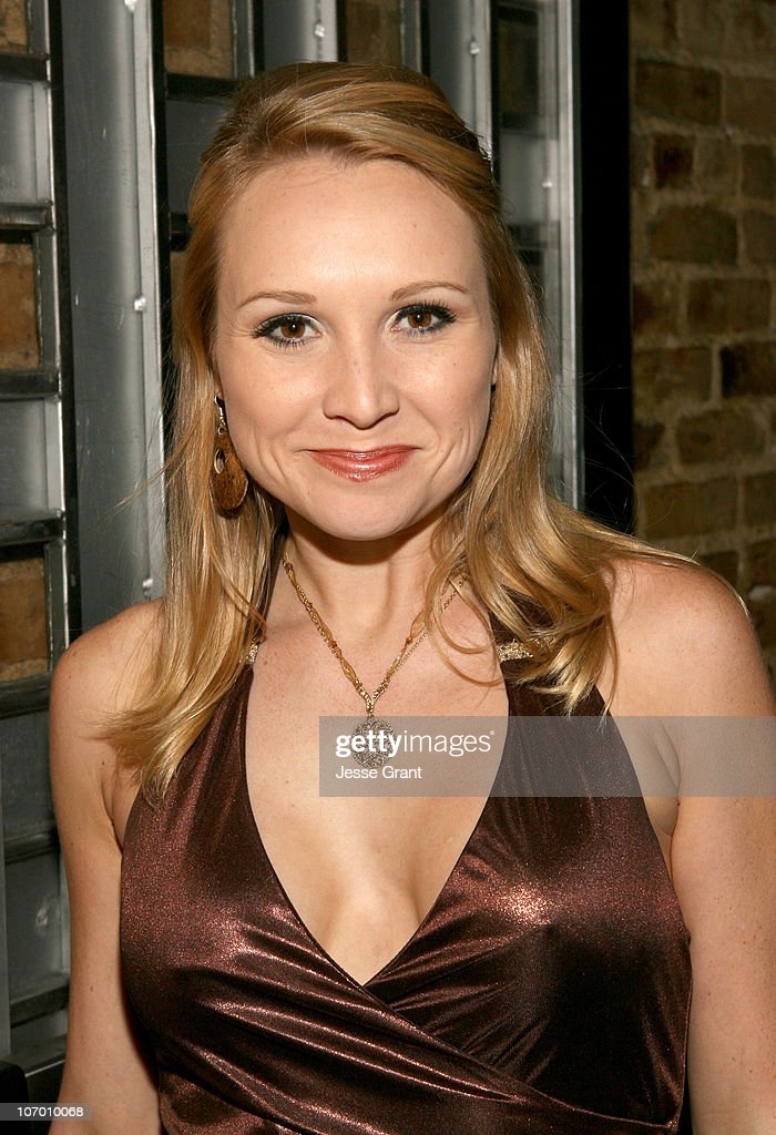 Alana Curry during Gran Centenario Tequila Hosts the L.A. Premiere Performance of 'Sweet Charity' - After Party at Cinespace in Hollywood, California, United States.