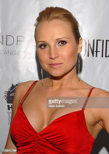 Alana Curry during Los Angeles Confidential Magazine in Association with Morgans Hotel Group Celebrates the 2007 Oscars with Forest Whitaker Rob...