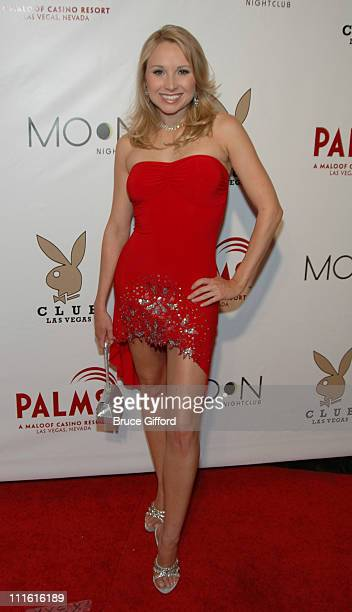 Alana Curry during Playboy Club Grand Opening at Palms Casino Resort October 7 2006 at Palms Casino Resort in Las Vegas Nevada United States