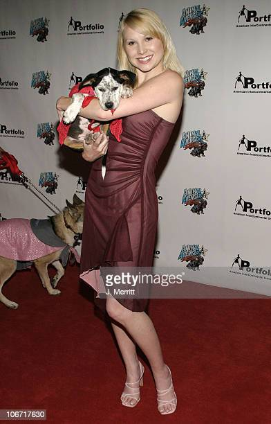 Alana Curry during Portfolio 2004 and Animal Avengers Host Graduation Fashion Show and Dinner Arrivals at The Beverly Hills Hotel in Beverly Hills CA...