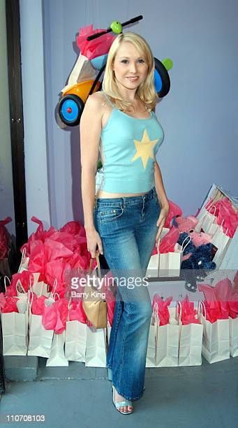 Alana Curry during Sugar Baby Kid's Boutique Store Opening at Sugar Baby in Los Angeles California United States