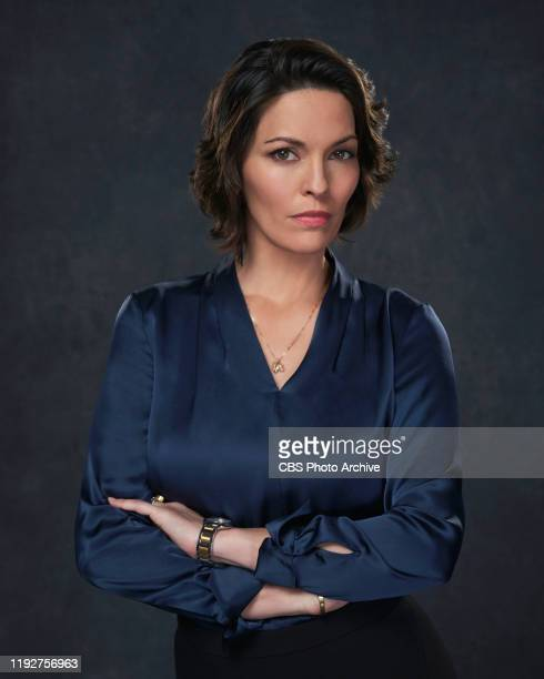 Alana de l Garza in FBI on the CBS Television Network