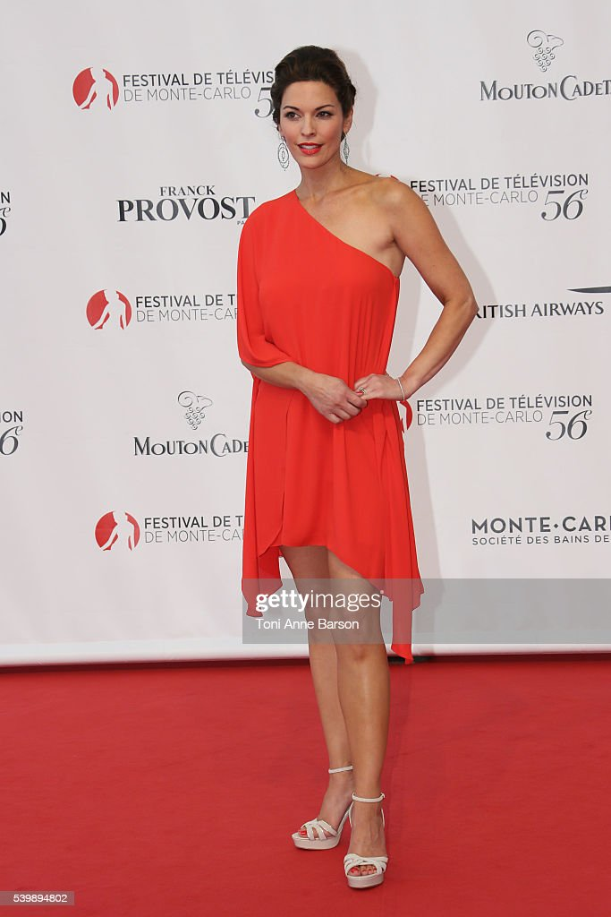 56th Monte Carlo TV Festival : Opening Ceremony : News Photo