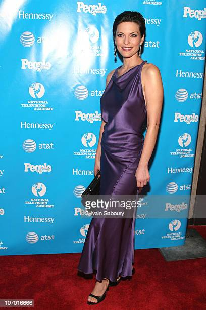 Alana De La Garza during 2nd Annual Leaders of Spanish Language Television Awards Red Carpet at TimeLife Building at 1271 Avenue of the Americas in...