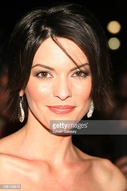 Alana De La Garza during New Yorkers For Children Annual Fall Gala Dinner arrivals at Ciprianis 42nd Street in New York New York United States