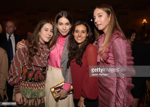Alana Haim Danielle Haim Honoree Founder A Breeze of Hope Foundation Brisa De Angulo and Este Haim attend as Equality Now celebrates 25th Anniversary...