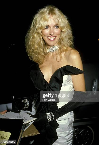 Alana Hamilton Stewart during Alana Hamilton Stewart at The Bistro in Beverly Hills November 5 1980 at The Bistro in Beverly Hills California United...