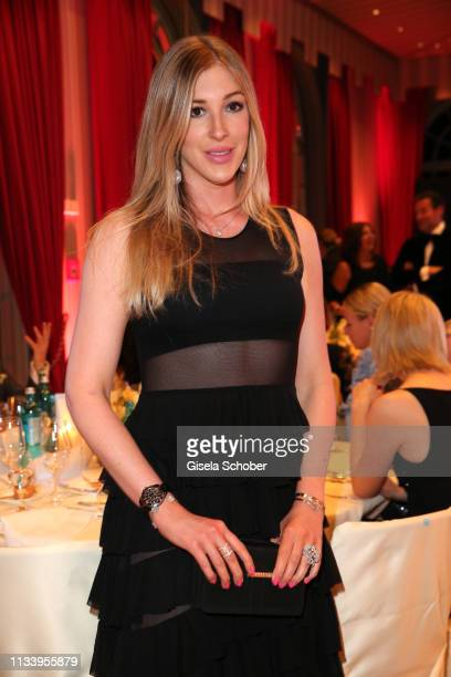 Alana Netzer during the GrunerJahr Spa Awards at Brenners ParkHotel Spa on March 30 2019 in BadenBaden Germany
