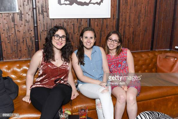Alana Ostriker Jessica Zylberg and Meredith Eve attend Elizabeth Shafiroff and Lindsey Spielfogal Host the First Annual Global Strays Fund Raising...