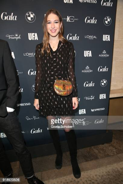 Alana Siegel during the Berlin Opening Night by GALA and UFA Fiction at Das Stue on February 15 2018 in Berlin Germany