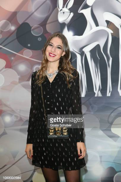 Alana Siegel during the Tribute to Bambi 2018 charity gala benefit to 'Bambi hilft Kindern' at Kraftwerk Mitte on October 18 2018 in Berlin Germany