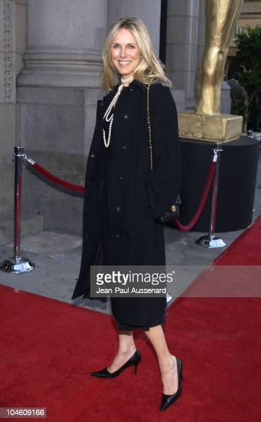 Alana Stewart during 2002 Golden Hearts Awards to benefit the Midnight Mission at Farmers Merchants Bank Building in Los Angeles California United...