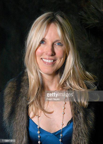 Alana Stewart during 2005 Sundance Film Festival Between Premiere at The Racquet Club in Park City Utah United States