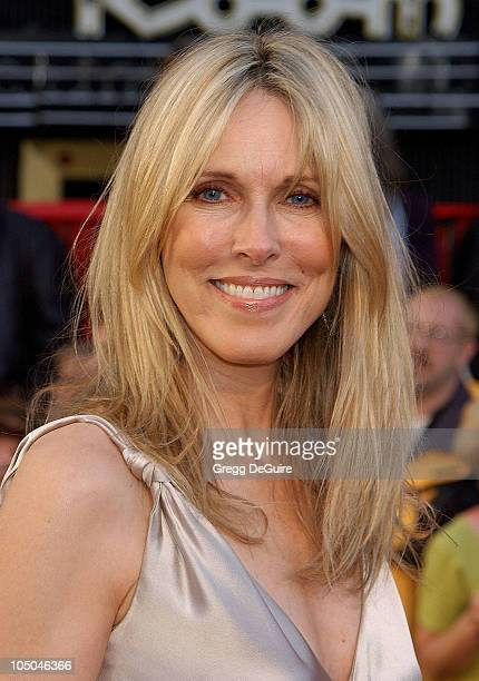 Alana Stewart during ABC's 50th Anniversary Celebration at The Pantages Theater in Hollywood California United States