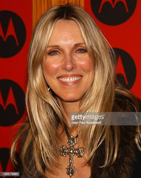 Alana Stewart during Motorola's 6th Anniversary Party Benefiting Toys for Tots Arrivals at Music Box Theatre in Hollywood California United States