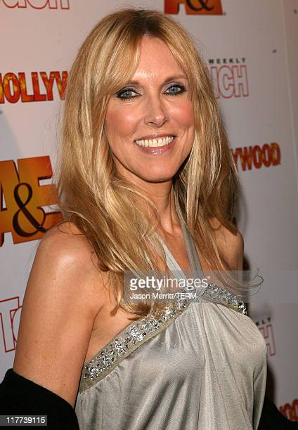 Alana Stewart during Sons of Hollywood Premiere Party at Les Deux Hollywood in Hollywood California United States