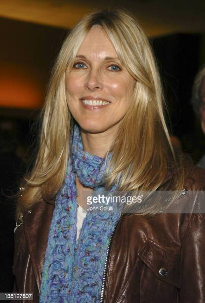 Alana Stewart during 'The Moguls' Cast and Crew Screening at Writer's Guild Theatre in Los Angeles CA United States