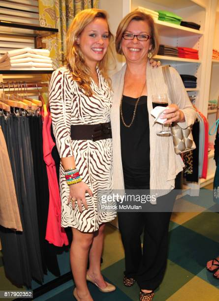 Alana Tabacco and Anne Tabacco attend Opening Party for the new Lexington Avenue J McLaughlin Stores at 1004 Lexington Ave at 72nd St on September 13...