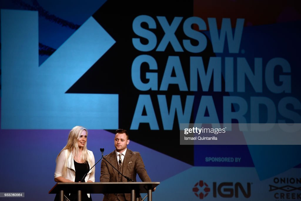 SXSW Gaming Awards - 2018 SXSW Conference and Festivals : News Photo